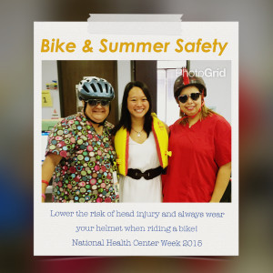 Bike and Summer Safety 1